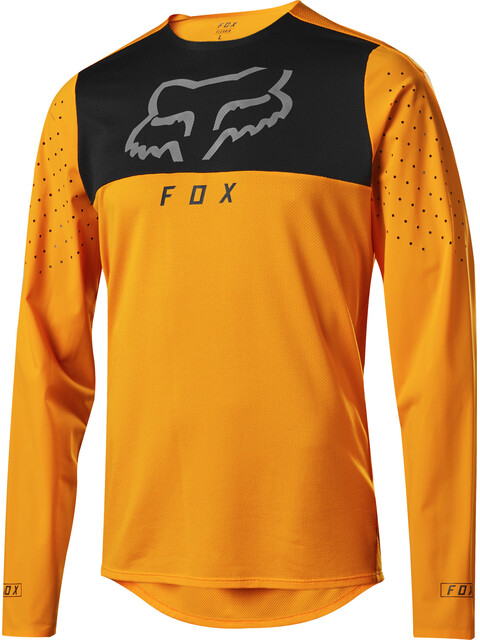 Fox Flexair Delta LS Jersey Men atomic orange